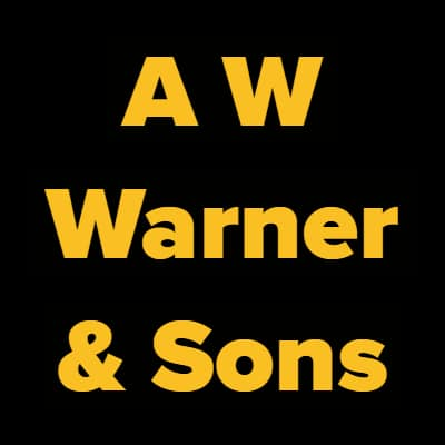 A W Warner Sons