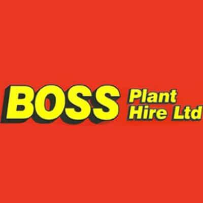 Boss Plant Hire Logo