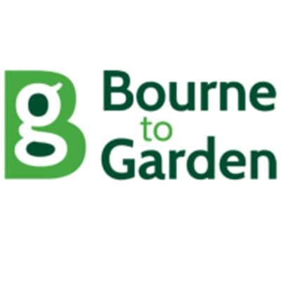 Bourne To Garden Logo