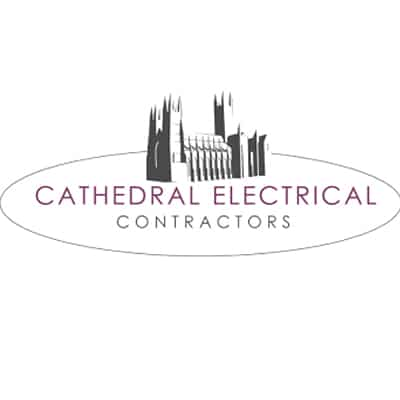 Cathedral Electrical Logo