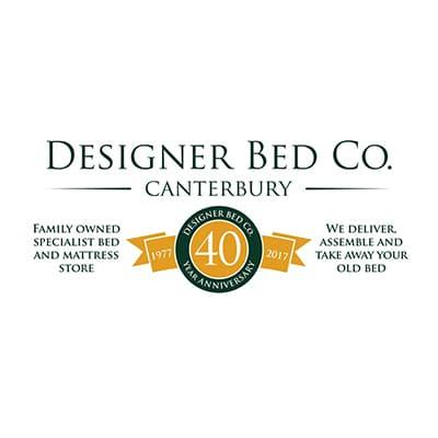 Designer Beds Sponsor Logo