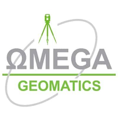 Omega Geomatics Logo