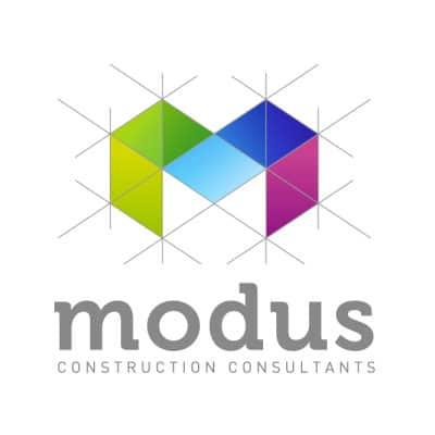 Modus Construction Consiltants Logo