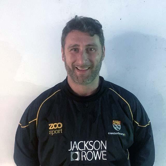 Liam Dunseath CRFC 2nd XV Coach