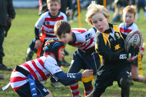 Canterbury RFC Summer Camp