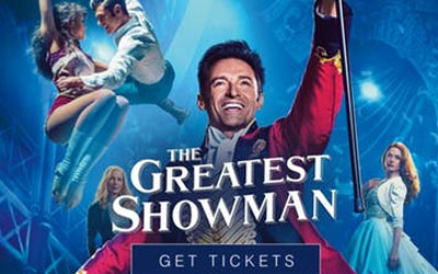 The Greatest Showman Outdoor Cinema
