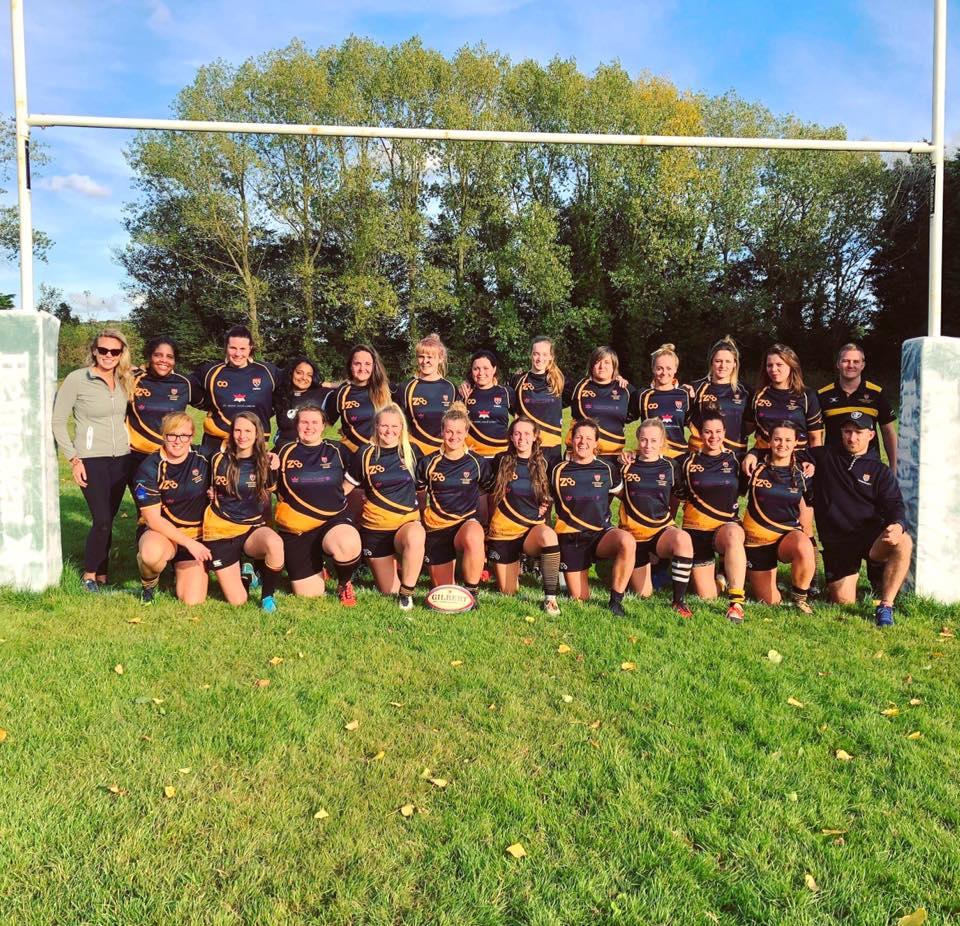 Worthing Ladies v Canterbury Ladies
