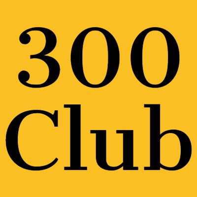 300 Club Winners