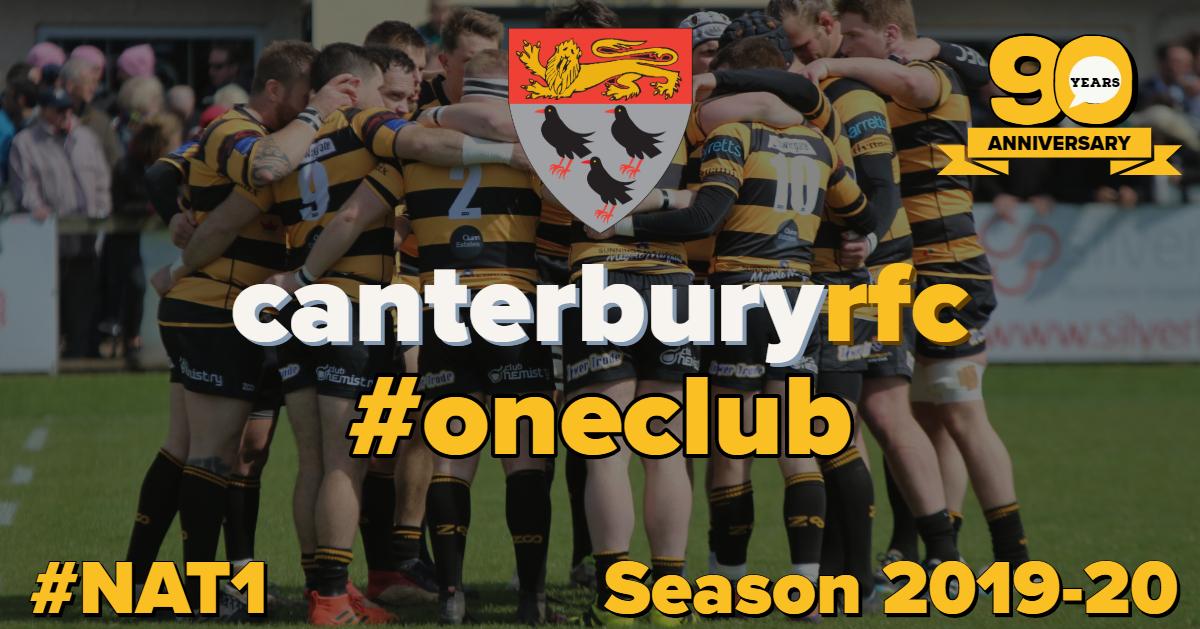 Canterbury v Rams RFC