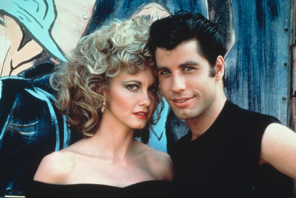 Grease Open Air Cinema screening at Canterbury Rugby Club