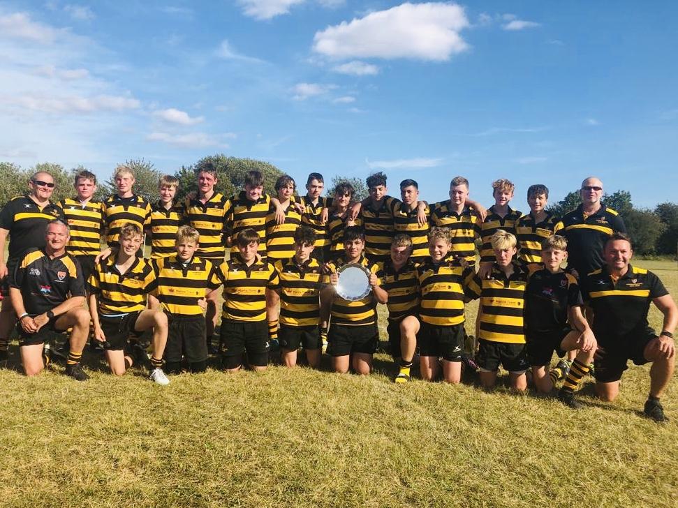 Canterbury Under 15s win in Essex