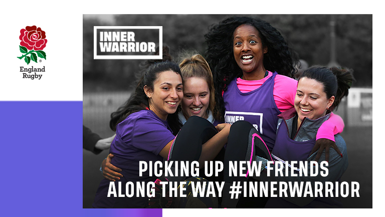 Inner Warrior Camp comes to Canterbury