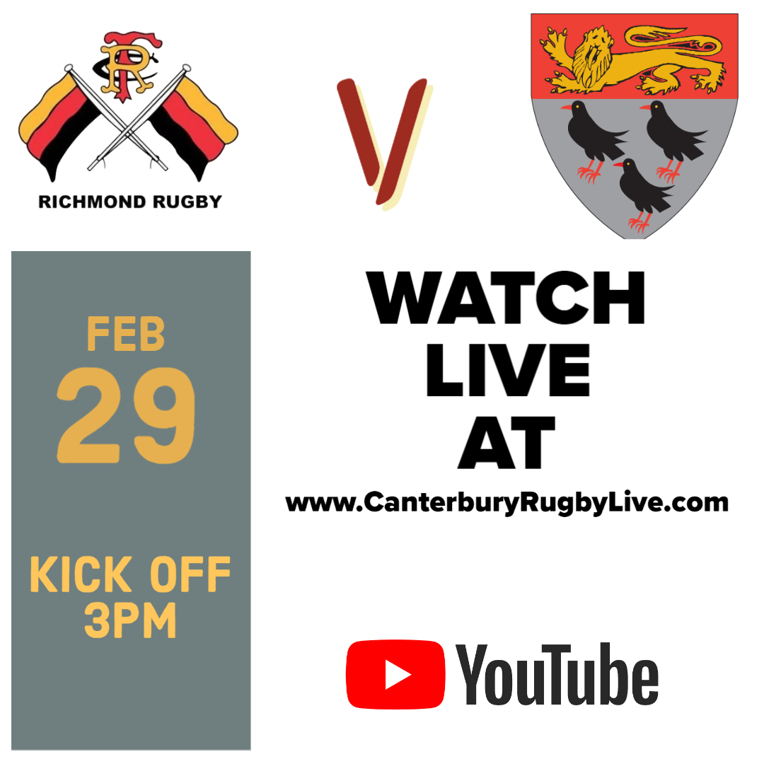 First live stream from an away game