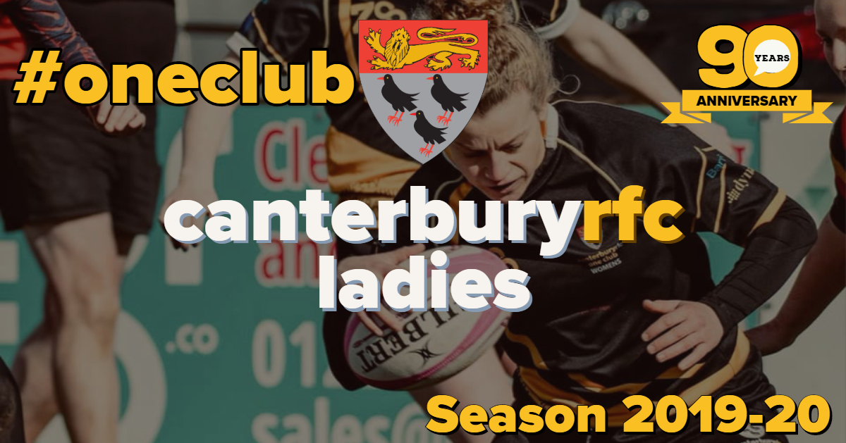 Canterbury Ladies v Guernsey Ladies