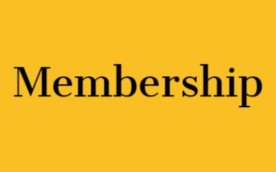 Membership Renewal 2020-21