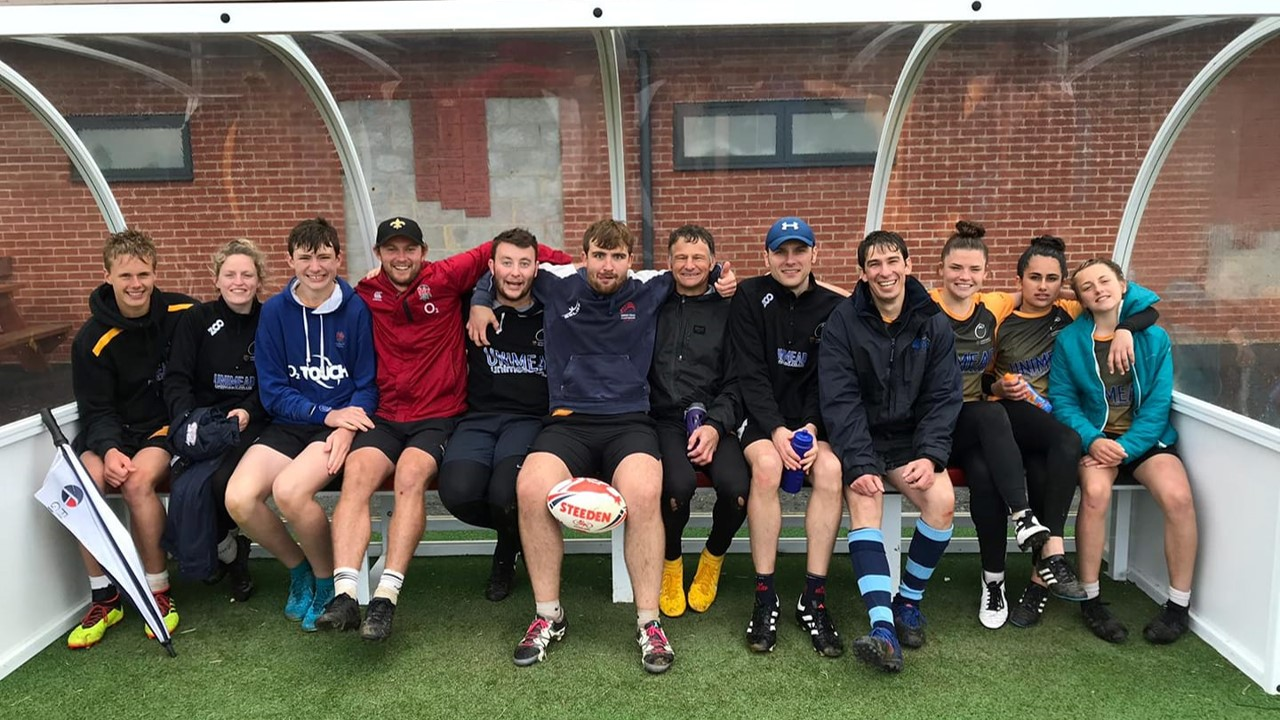 Canterbury Touch Rugby